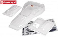 HPI7560 Karosserie 5B Glasklar, Set