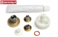 HPI80584 Tuning Metallgetriebe SFL-10, Set