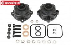 HPI85426 Kunststoff Differential Gehause, Set