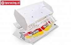 HPI85451 Heckspoiler Weiß, Set