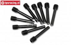 HPI86632 Bremsemitnehmer Gewindestift, (M5-L22 mm), 10 st.