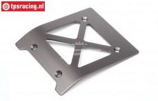 HPI86975 Alu-Dachplatte 5T/5SC/5R, 1 st.