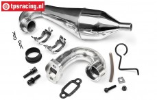 HPI87401 Tuning Pipe HD, Set