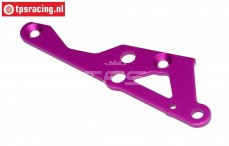HPI87432 Motorhalterungs Strebe rechts Violett, 1 st
