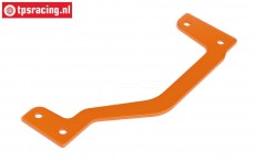 HPI87488 Strebe Hinten Orange, 1 st.