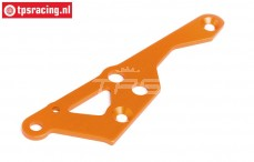 HPI87490 Motorhalterungs Strebe rechts Orange, 1 st