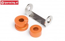 HPI87571 Motor Distanzstück Orange, Set