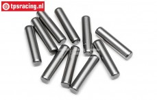 HPI96501 Stahl Pin Ø4-L18 mm, 10 st.