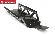 HPI87477 Chassis Gun Metal, 1 st.