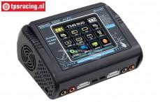 T240-DUO Ladegerät, HTRC T240 AC-DC, (12-220 volt), Set