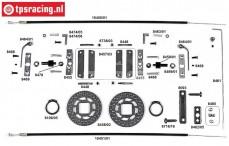 FG10452 Tuning-Scheibenbremse vorne, Formel 1, Set