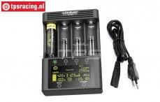 TPS12220 LLii-600S Touchscreen ladegerät 12/220 volt