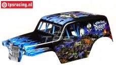 LOS240017 LMT Son Uva Digger Karosserie Lackiert, 1 st.