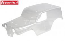 LOS240018 LMT Son Uva Digger Karosserie Glasklahr, 1 st.