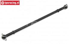 LOS252057 LOSI Aantriebsachse mitte-hinten DBXL-E L186,5 mm, 1 st.