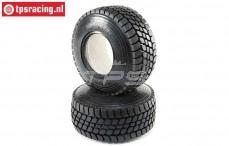 LOS45019 Desert Claw Reifen mit einlage Super Baja Rey, 2 st.