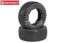 LOS45023 Reifen Hard, Set