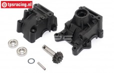 BWS59035 Differential Kasten vorne, (5B-5T-MINI-BWS), Set