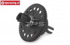 BWS59023 Differential Mitte 58Z BWS-LOSI, Set