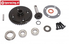 BWS59104 Differential Zahnrad vorne BWs-LOSI, Set