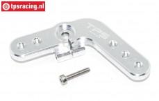 TPS0029/02 Alu-Servohebel 15Z Silber DBXL-MTXL, 1 st.