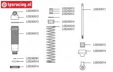 LOS243015 Stoßdämpfer Wartung LMT Truck, 1 st.
