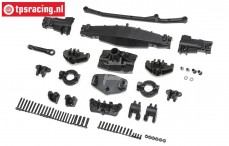 LOS242031 Differentialgehause vorne LMT Truck, Set