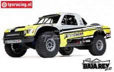 LOS05021T1 LOSI Super Baja Rey 2.0 Smart 1/6 RTR Brenthel