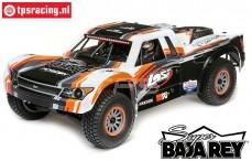 LOS05018 1/6 Super Baja Rey 4WD Racer BND mit AVC