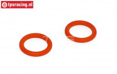 M2009/26 Mecatech Click Shock O-ring, 2 st.