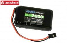 100031MAX2049 Maxpro 2S 2800 mAh LiPo, 1 st.