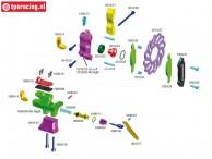 Konstruktionszeichnung Mecatech M2010