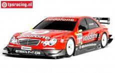 FG157228R Mercedes CLK-DTM 06 Sports-Line 4WD RTR