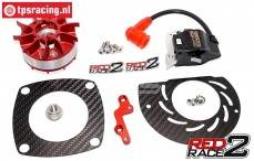 TPS® RedRace2 V2 Race Zündung Off-Road, Set