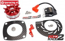 TPS1080 TPS® RedRace2 V2 Race Zündung On-Road, Set