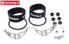 SAM7110 Samba Befestigung kit Ø50 mm, Set
