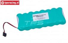 O-8EN2000AASF Sanyo Eneloop Senderakku 2000 mAh, 9,6 Volt, 1 st.