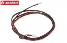 SPMA9570A Spektrum Telemetry Akku Spannungskabel 2 Pin, 1 St.