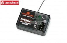 SPMSR300 Spektrum SR300 Sport Empfänger, 1 st.