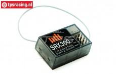 SPMSRX300 Spektrum SRX300 Empfänger, 1 St.