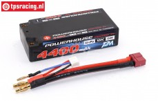 T1344002C FG 2S Li-Po Powerhouse 4400 mAh 100C, 1 st.