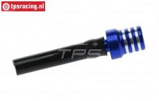 TPS0710/02 Aluminium Tankentlüftung Blau, 1 st.