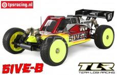 TLR 5IVE-B 1/5 4WD Race Buggy Kit TLR05001