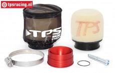 TPS0480 Luftfilter HPI-Rovan, (Ø47-Ø65-H80 mm), Set