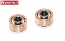 TPS4466/02 Hochleistungs Gelenkkugel, 2 St