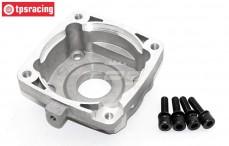 Getriebe/Motorflansch TPS, (FG 1/6, FG8345), (Aluminium), 1 stk.