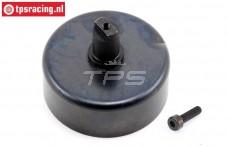 TPS86490 Küpplungsglocke HPI-Rovan Ø12-Ø54 mm, 1 st.
