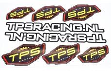 TPS19/060 Dekorbögen TPS Racing, 1 st