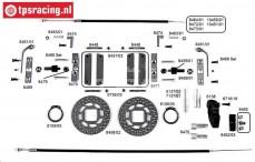 Konstruktionszeichnung Tuning Bremsen
