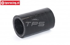 TPS0385 3-Layer Auspuffschlauch Silikon, 1 st.